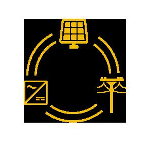 Grid-Tied-Residential-Solar